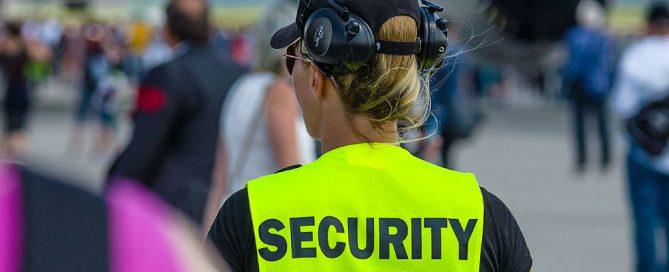 De Unie Security - Vakbond voor beveiligers